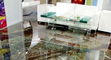 FotoGlass Floor